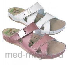 Обувь женская сандалии LEON - 955