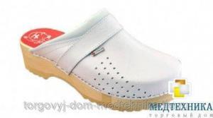 Обувь медицинская мужская LEON - MED- 500M 41 Белый