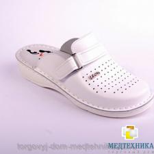 Обувь медицинская мужская LEON - V-230M 45 Белый
