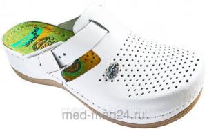 Обувь медицинская женская LEON - 900 ,размер 37, белый