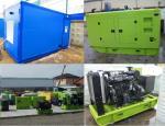 Дизельная электростанция генератор 30 кВт