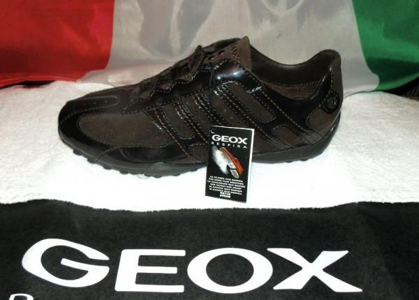 843606fca Кроссовки женские кожаные фирмы GEOX оригинал из Италии купить в Киеве по  выгодной цене 2200 грн. -