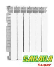 Радиатор алюминиевый SAHARA Super 500/100