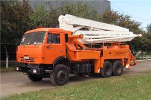 Автобетононасос АБН 32 на шасси КамАЗ-65115-1041-62