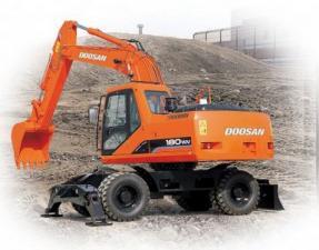 Экскаватор DOOSAN S180W-V