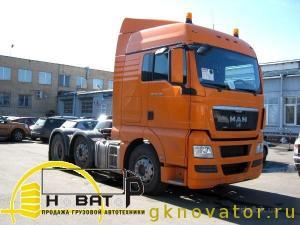 Седельный тягач MAN TGX 26.440 6x2/2 BLS (XLX)