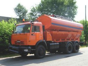 Комбинированная коммунальная техника КО-823 на шасси Камаз 53215