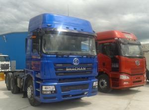 Тягач SHAANXI 6x4 SX4256NT324