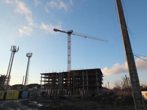 Продается башенный кран LIEBHERR 90EC-B6 FR.tronic