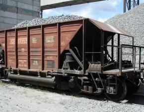 Доставка гранитного щебня жд вагонами по России
