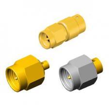 Вилки кабельные прямые серии SMA для полужесткого кабеля