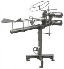 Оборудование для убоя птицы с двойной пилой