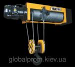 Тельфер стационарный, таль электрическая от ТМ «Янтра» (Болгария) 2/1, 6.3 тонны