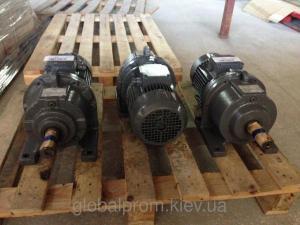 Мотор редуктор планетарный 3МП-31,5, 3МП-40, 3МП-50