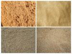 Песок бетонный