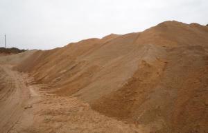 Песок для раствора с доставкой