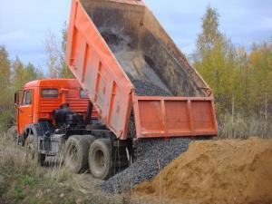 Песок для кладки с доставкой