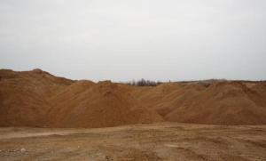 Песок строительный напрямую с берега и завода