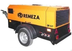 Запасные части к компрессорам Remeza Ремеза серии ВК