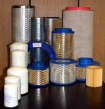 Фильтры сепараторы к винтовым компрессорам