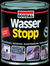 Герметик кровельный WASSER STOP SOUDAL (750 гр.)