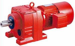 Мотор-редукторы цилидрические серии HR, двухступенчатые 1МЦ2С63H - 1МЦ2С100H, одноступенчатые МЧ-40