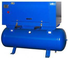 Компрессоры винтовые АСО производительностью до 2000 л/мин, до 10000 л/мин, до 22000 л/мин