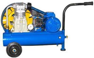Компрессоры поршневые АСО производительностью до 250 л/мин, до 500 л/мин, до 2000 л/мин