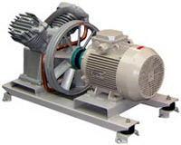 Агрегат компрессорный поршневой СБ4-LВВ50.Р для троллейбусов, трамваев,винтовой АКВ-0,65 для электропоездов