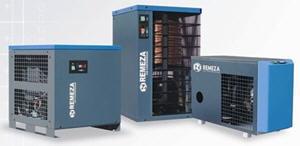 Осушители холодильного типа серии RFD, адсорбционного типа RED, Фильтры очистки сжатого воздуха