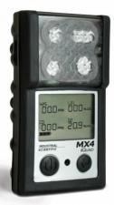 Газоанализатор MX-4 переносной на несколько газов (кислород/ угарный газ)