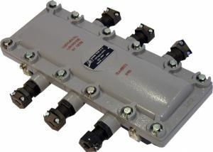 Коробка соединительная взрывозащищенная КСВ-4-2