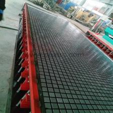 Пресс-форма для изготовлении стеклопластиковых решеток