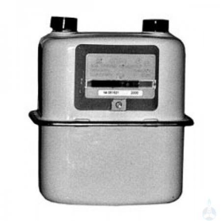Счетчик газа бытовой СГК-1,6, СГК-2,5, СГК-4 (Т)*