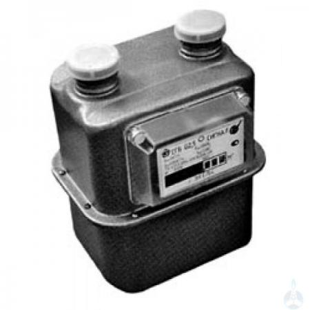 Счетчики газа бытовые СГД-2,5
