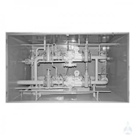 Газорегуляторные пункты шкафные с узлом учета газа ГРПШ-13-2НВ-У1