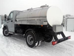 Молоковоз изотермический ГАЗ-3302/33023/Next