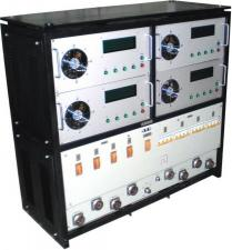 Зарядно-разрядное устройство 4х канальное автоматизированное АЗР4-60А-35В