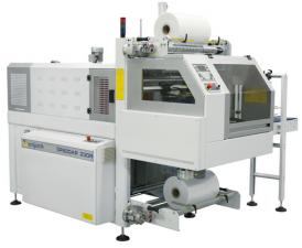 Автоматическая машина для формирования блочной упаковки - SMIPACK BP 800 AR 230 R