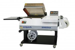 Камерный термоусадочный полуавтомат SmiPack S-560NA