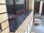 Подоконники и отливы для деревянных окон из гранита