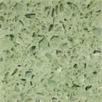 "Кварцевый агломерат ""Pastel Green Stardust"" - T610 ""SantaMargherita"" TM"