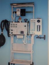 Аппарат искуссвенной вентиляции легких ИВЛ Фаза 5НР