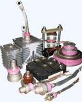 Тиристорный выпрямитель ТВ 1-800, гальванический выпрямитель ТЕ