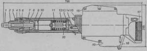 Электромолоток ИЭ 4212.