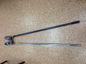 Роллер угловой для обработки внутренних углов