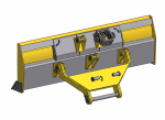 Оборудование бульдозерное в сборе ДЗ-98В1.25.02.000