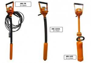 Вибратор глубинный электрический ИВ-103 (42 В/200 Гц)