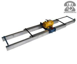 Виброрейка стальная двухполозная СО-163