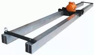 Виброрейка алюминиевая 4 метра ВР-4/220В (380В/42В)